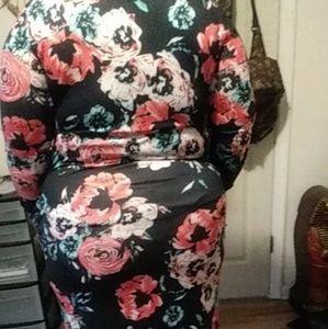 Women's Pockets long dress